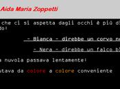 Aida Maria Zoppetti Corvo nero Nuvola bianca