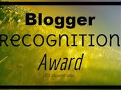 BLOGGER RECOGNITION AWARD qualche ghirlanda!