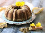 Bundt Cake alla zucca farina canapa mais (gluten free veggy)