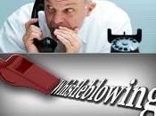 Whistleblowing, libera alla legge protegge denuncia episodi corruzione.