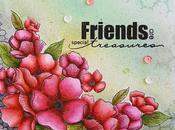 Friends special treasures