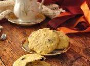 Cookies alla zucca cioccolato