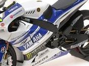 Yamaha YZR-M1 Valentino Rossi Test Bike 2014 L.E. 1200 Minichamps