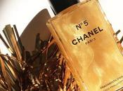 Natale 2017 chanel fragments d'or