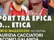 """novembre 2017 """"Sport Epica …Etica"""" Teatro Brancaccio"""