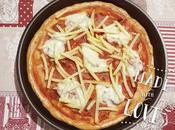 Pizza senza glutine lievito