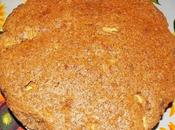 Torta integrale alle mele cannella