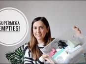 Video beauty: empties! prodotti finiti e... sequel!