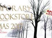 Temporary Bookstore XMAS 2017 APERTO!