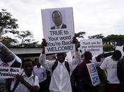 All'ex presidente dello Zimbabwe stata garantita l'immunità cambio delle dimissioni