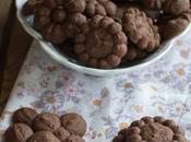 Biscotti frolla montata cacao