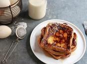 French Toast classico della colazione americana