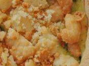 Torta salata feta zucchine crumble parmigiano