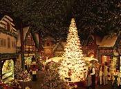 Villaggio Natale Caserta: albero parlante, fabbrica giocattoli pista ghiaccio