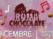 Roma Chocolate, Musica palato all'Auditorium