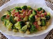Gnocchi broccoli pancetta dolce