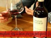 migliori vini buon prezzo feste