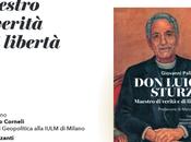 """Senato, presentazione libro Giovanni Palladino """"Don Luigi Sturzo. Maestro verità libertà"""""""