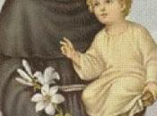 Schemi punto croce: Santo Antonio Padova