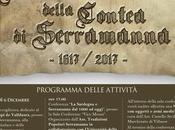 Anniversario: anni della Contea Serramanna