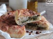 Pizza scarola napoletana