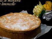 Torta mandorle limoncello senza glutine