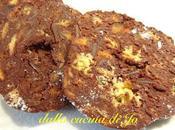 Salame panettone cioccolato