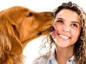 significato quando cane lecca alcune parti corpo umano?