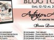 """Seconda tappa Blog Tour """"Antonio Anna amore infinito"""" Ilenia Leonardini. recensione libro"""