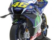 Yamaha YZR-M1 Valentino Rossi Free Practice Sepang 2016 L.E. 1224 pcs. Minichamps