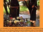 """dicembre 2017 """"L'Albero Saturno""""presso giardino Coris"""