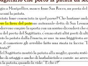 poeta Sagittario patata Montpellier.