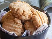 Biscotti farina arachidi gluten-free