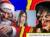 gioia ministeriali poveri, mercoledì dicembre arriva Babbo Natale