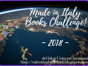 Made Italy Books Challenge Edizione: anche 2018 leggo italiano!