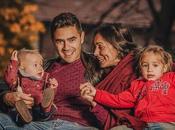 Fotografia famiglia d'autunno seconda parte