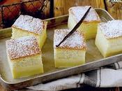 Torta Magica (Gateau Magique) alla Vaniglia