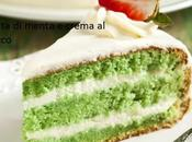 Torta menta crema cocco