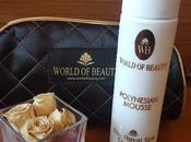 POLYNESIAN VANILLA MOUSSE World Beauty
