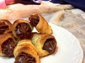 Coni sfoglia cioccolato