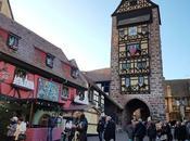 Colmar Riquewihr (Alsazia): mercatini Natale solo.