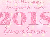 Auguri 2018 favoloso