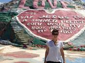 Salvation mountain, Salton Sea, Joshua Tree National Park (giorno