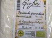Farina grano duro biologica Gorfini richiamata presenza piombo