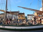Presepe galleggiante della marineria Cesenatico
