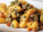Gnocchi Patate alla Curcuma Ragù Verdure