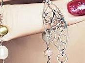 EveryDay Gioielli Collana argento perle multicolore