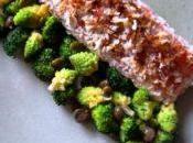 Filetto salmone cocco