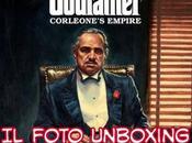 Padrino. L'Impero Corleone. Foto Unboxing