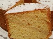 Chiffon cake vaniglia latte condensato